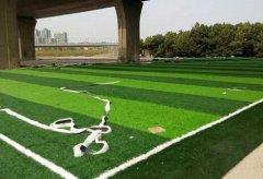人造草坪施工五